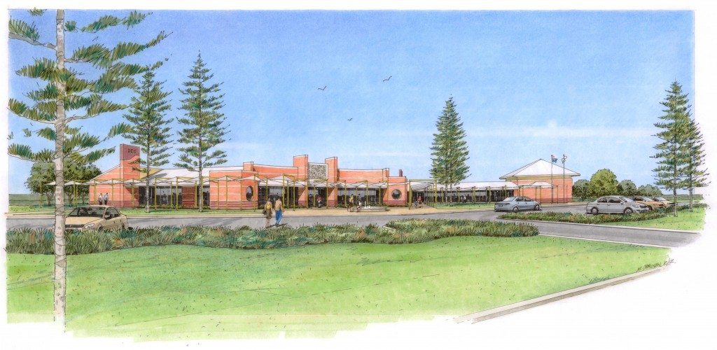 Jurien Civic Project
