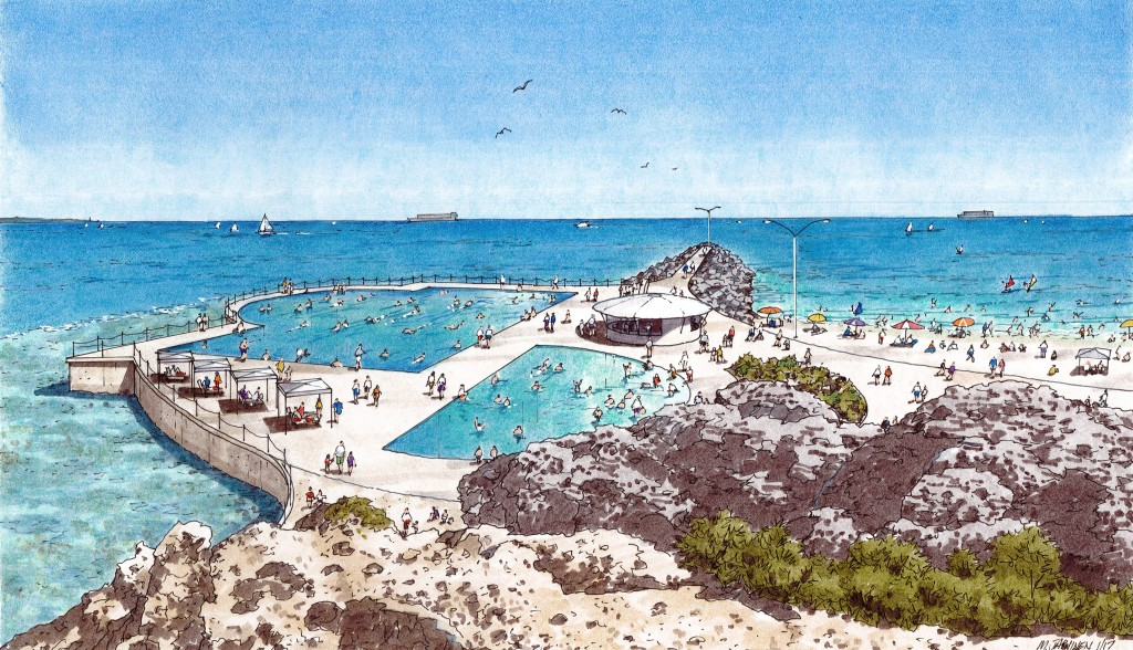Cottesloe Ocean Pool